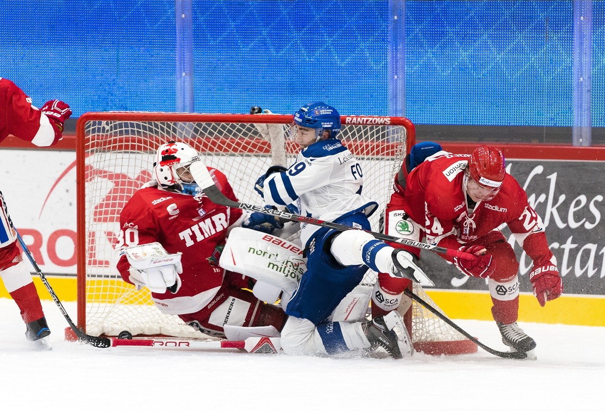 SPELBLOGGEN: Toppmöte i Hockeyallsvenskan dagens bästa spel