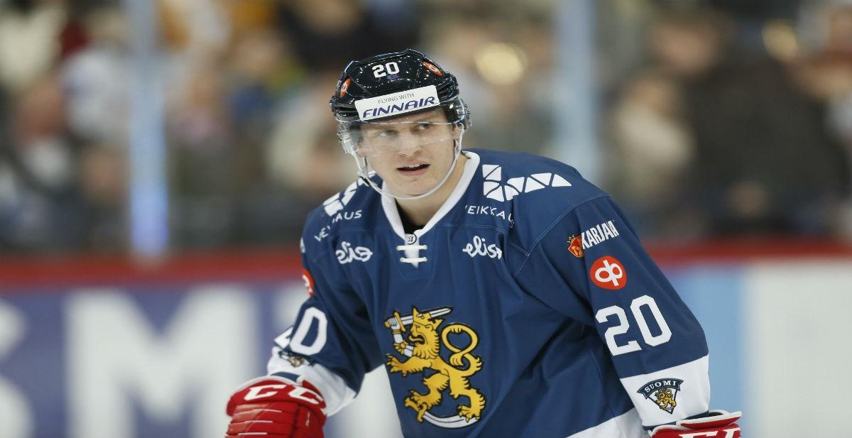 Finske talangen till NHL direkt efter KHL-säsongen är över