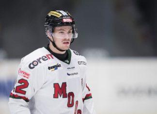 Emil Molin lämnar Modo för Malmö Redhawks