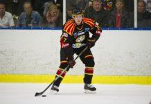 Joachim Rohdin under säsongen 2011/2012. Nu är han tillbaka i Brynäströjan.
