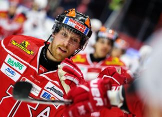 Joakim Andersson byter lag från Örebro till HV 71