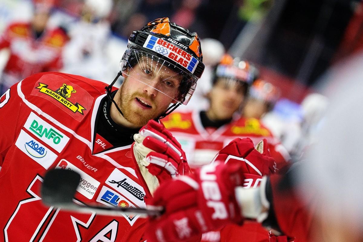 KLART: Förre NHL-centern till HV71