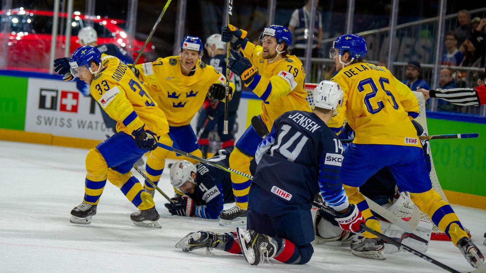 BILDERNA: Sverige är i final och här är de bästa bilderna från semin