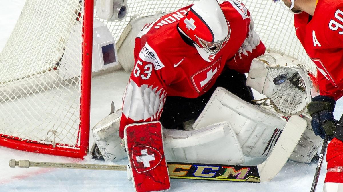 CHOCKEN: Schweiz är klara för final