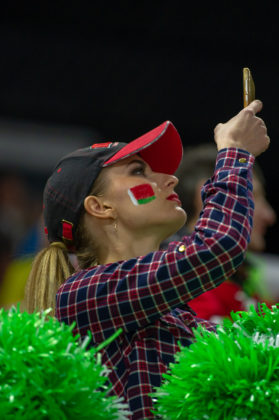 HOCKEY-VM: Fullt med svenskar i Köpenhamn