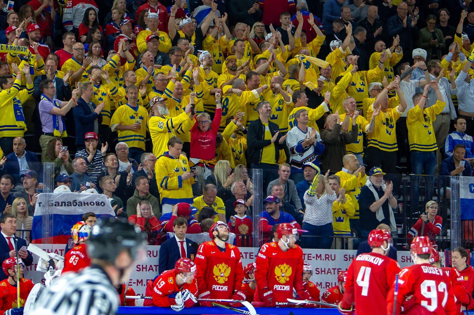 SUPPORTERFRÅGAN 10 MAJ: Tio svenska supportrar om VM