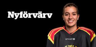 Sarah Forster klar för Brynäs IF