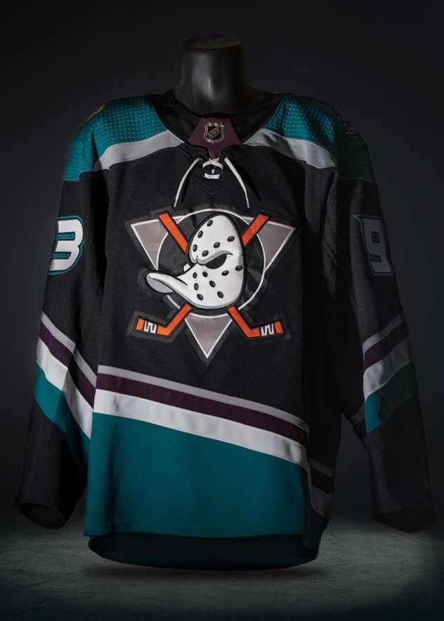 COMEBACKEN: Klassiska tröjan tillbaka i NHL