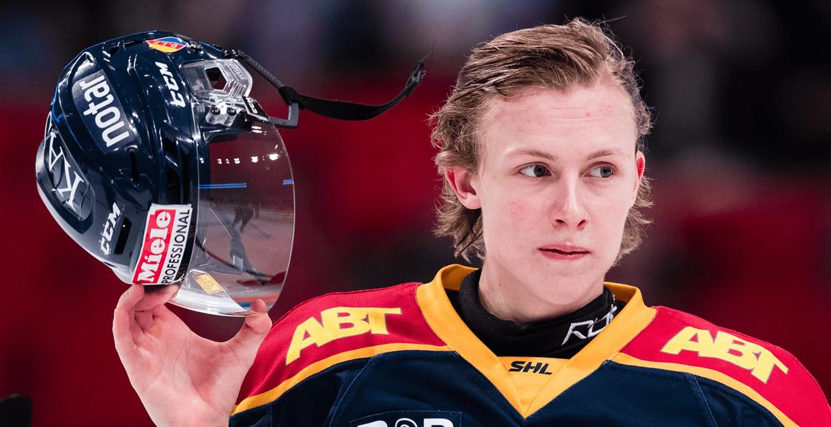 UTLÅNING: SHL-junioren lånas ut till Hockeyallsvenskan