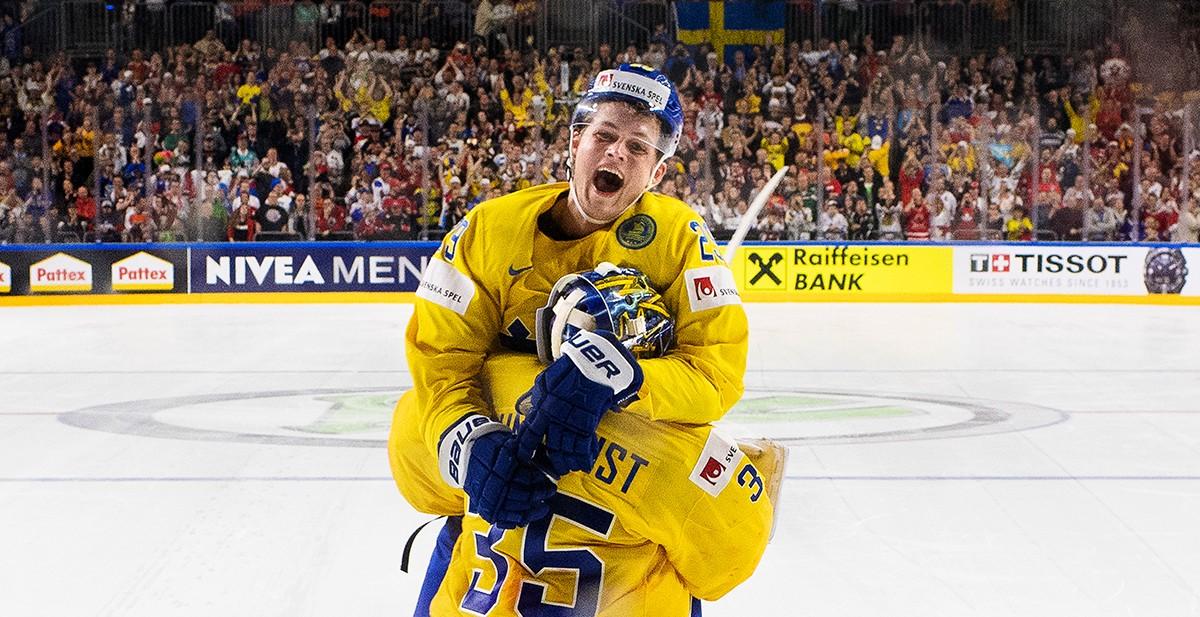 Sverige vill arrangera VM igen