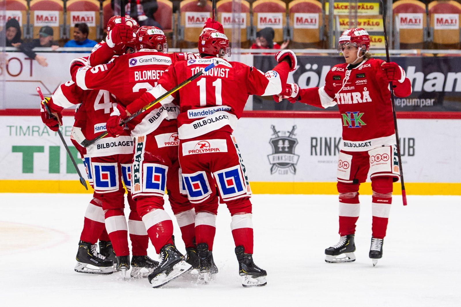 Målvakternas kamp blev avgörande när Timrå vann