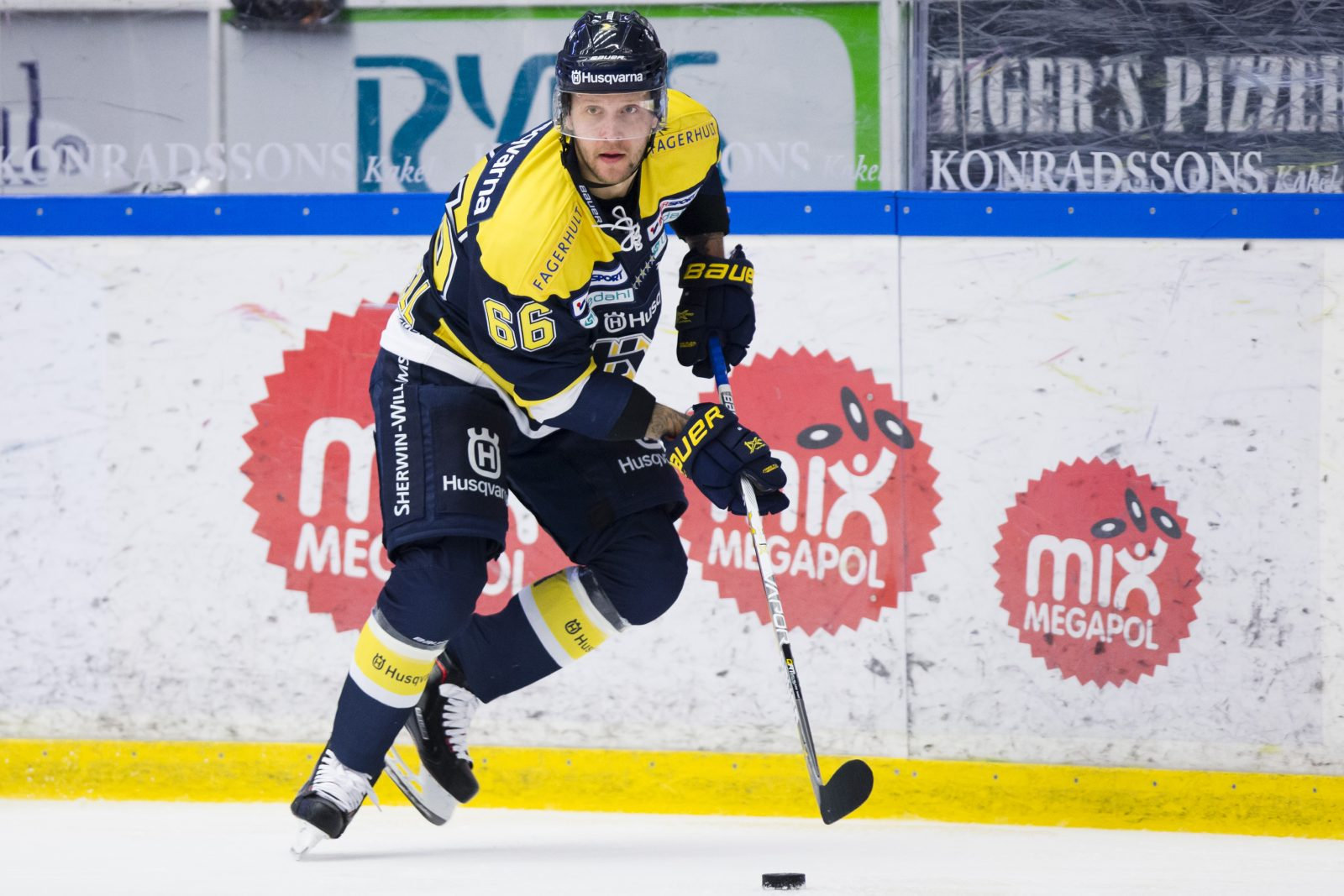 Tränarna överens: HV71 vinner Hockeyallsvenskan