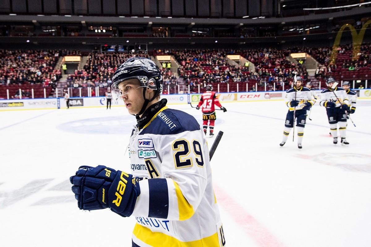 NHL: Ytterligare en före detta HV-spelare nedskickad till AHL