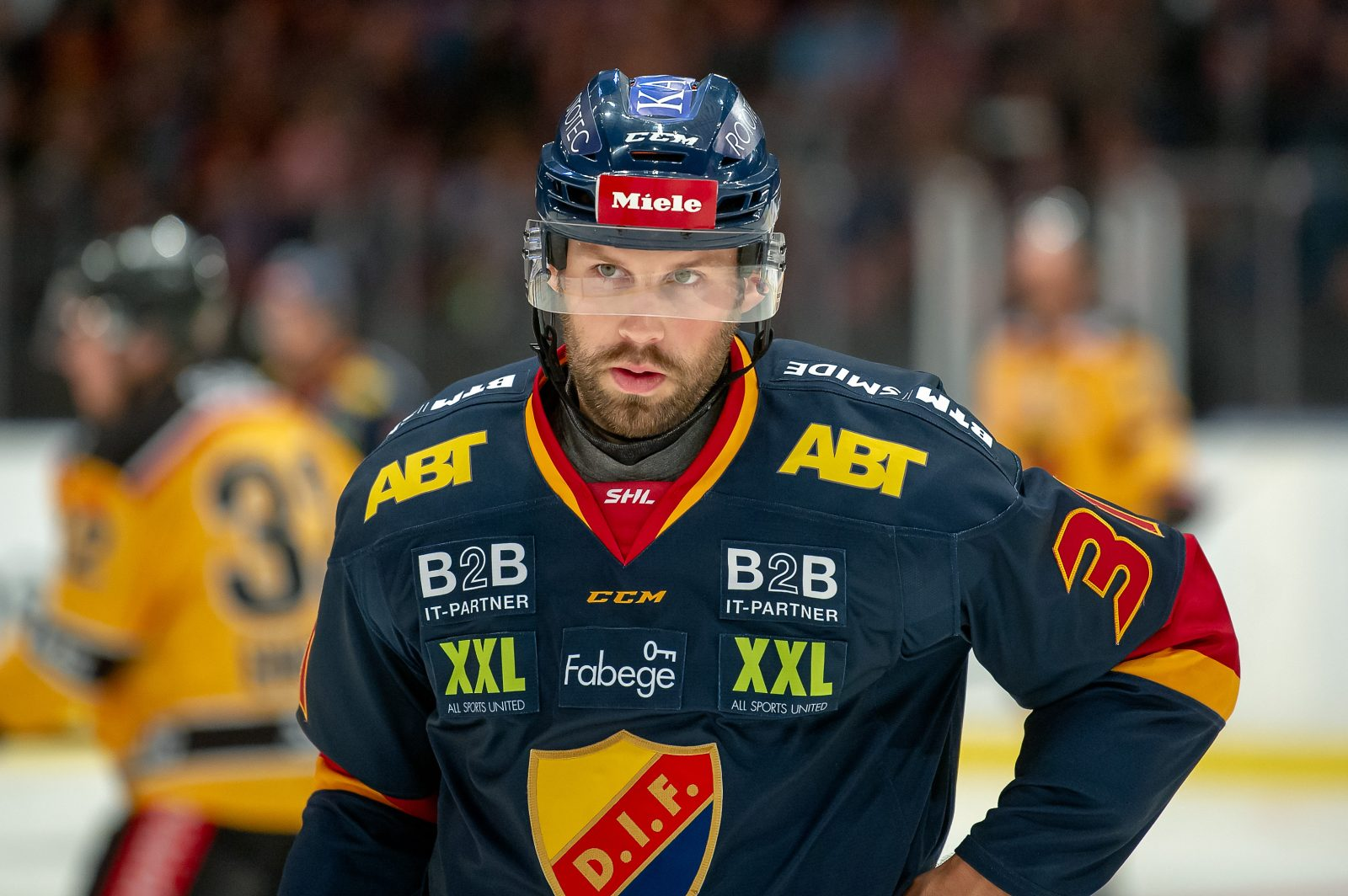 Dick Axelsson har förlängt med Djurgården
