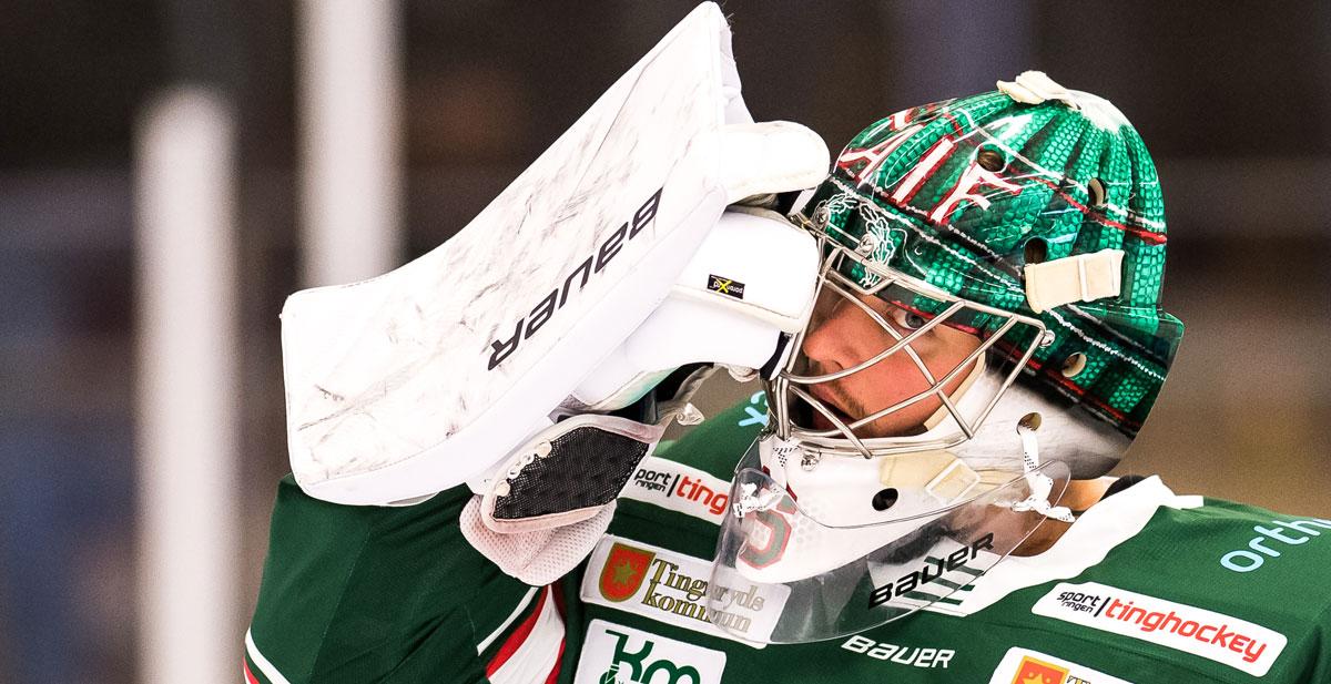 SPELBLOGGEN: Hockeyallsvenskan och Jokerit i dagens spel