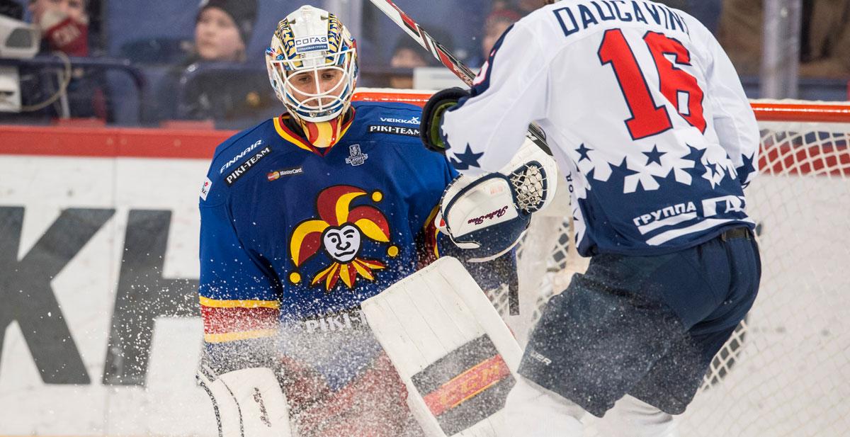SPELBLOGGEN: KHL och NHL startar säsongen för spelbloggen