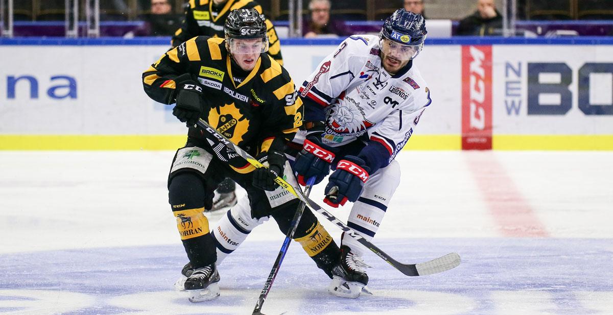 SPELBLOGGEN: SHL och KHL lockar till spel