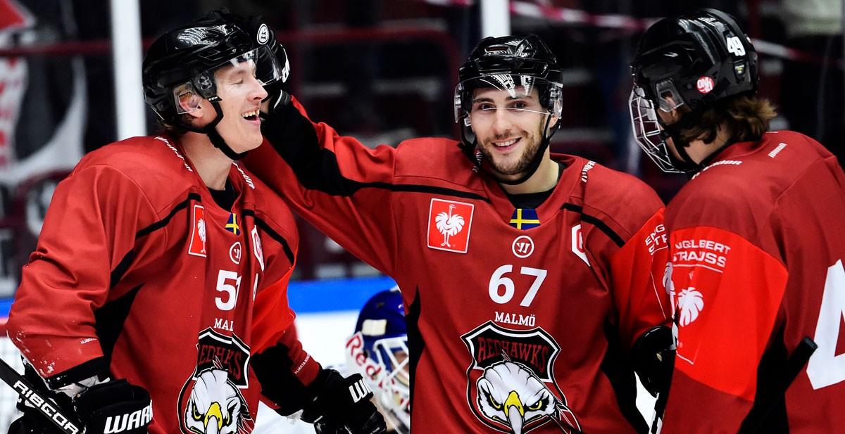 Svenska favoriter i Champions Hockey League