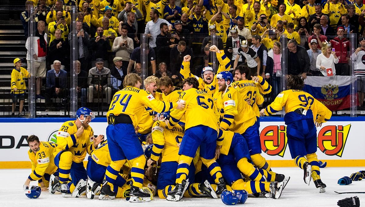 Tre Kronor kommer till Östersund för landskamper