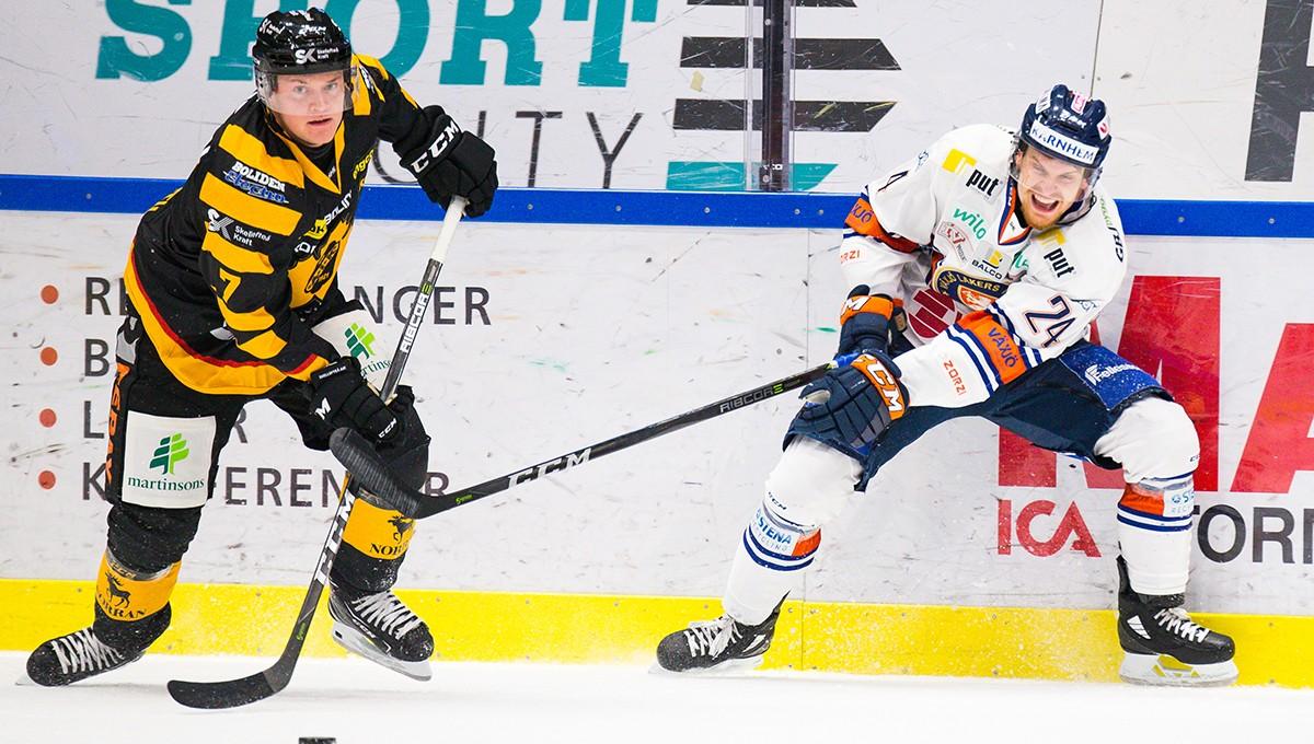 Skellefteå lånar ut back till Hockeyettan