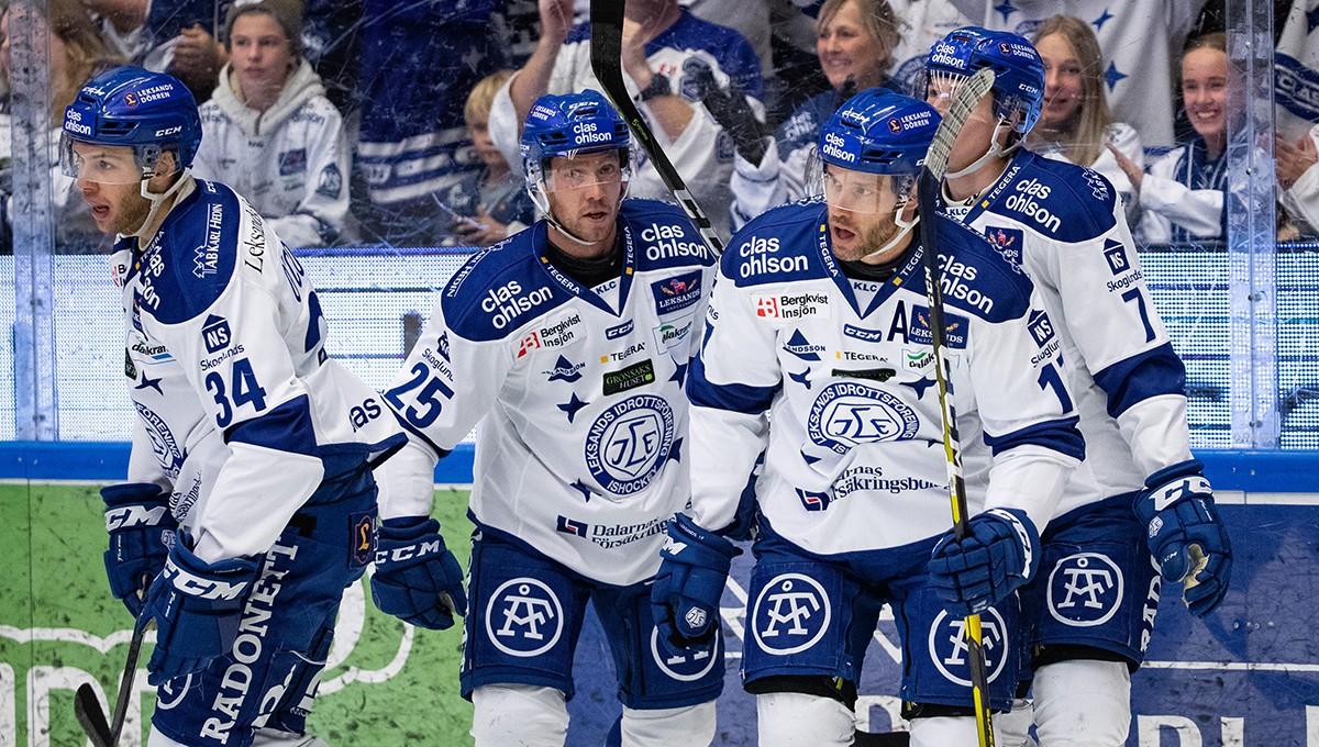 HOCKEYALLSVENSKAN: Spelarna som kan lämna Leksand efter säsongen