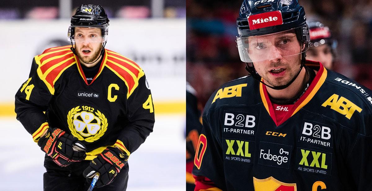 FANSENS FAVORIT-FINAL: Vem vinner – kaptenen i Brynäs eller Djurgården?