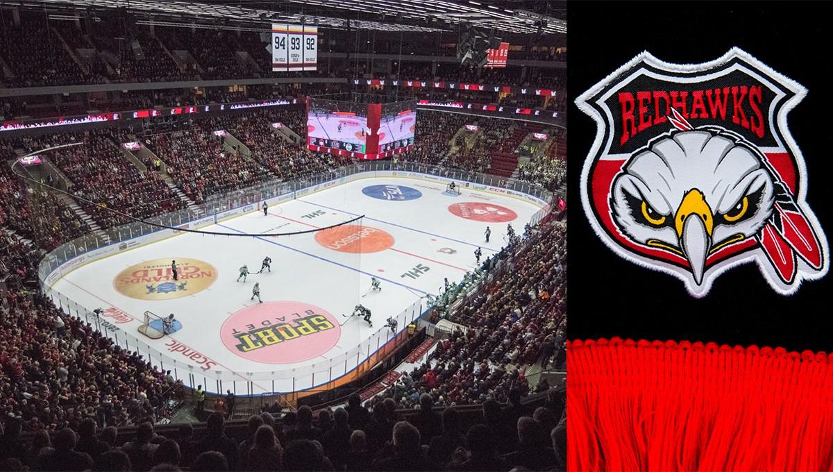 """Redhawks vill skapa publikfest med billiga biljetter: """"Så jäkla kul det här"""""""