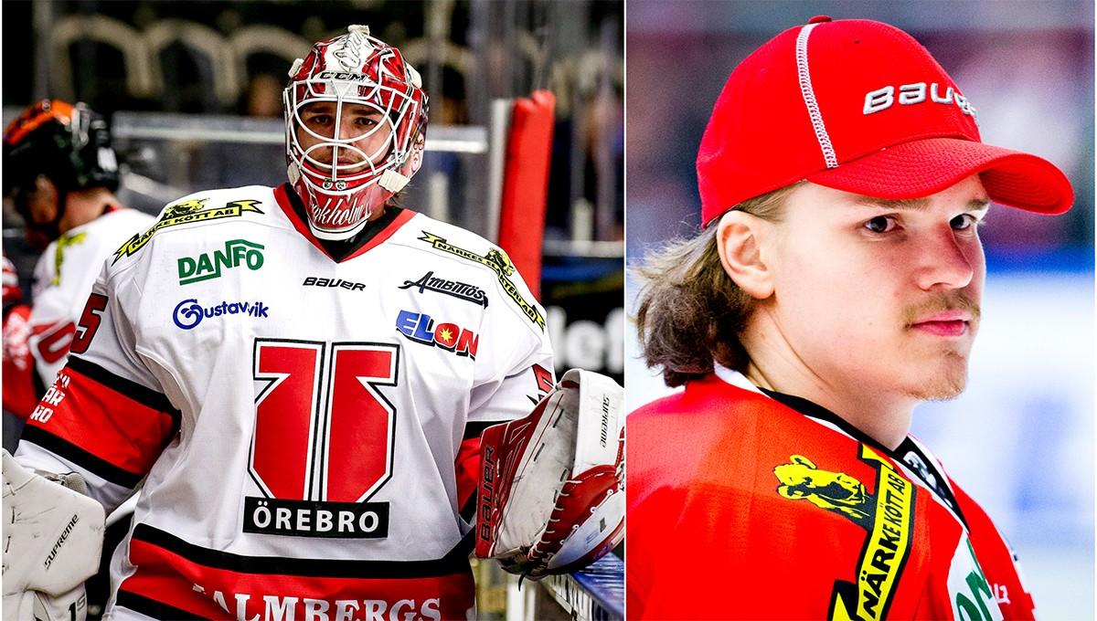 Hockeyallsvenska klubben breddar med tredjemålvakt