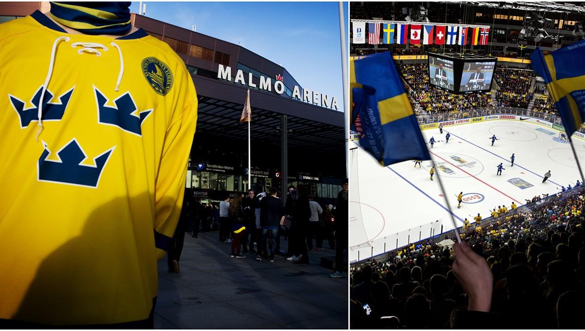 NILSSON: Södra Sverige förtjänar ett VM