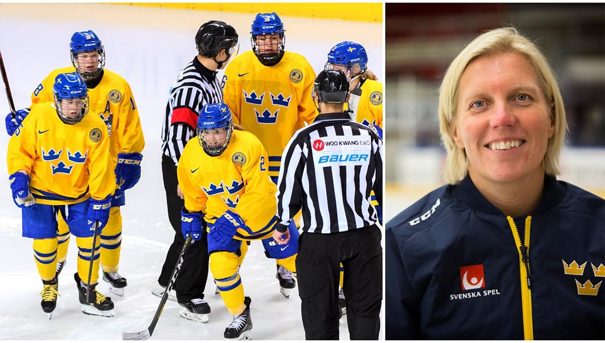 Hockey-VM: Svenska truppen uttagen