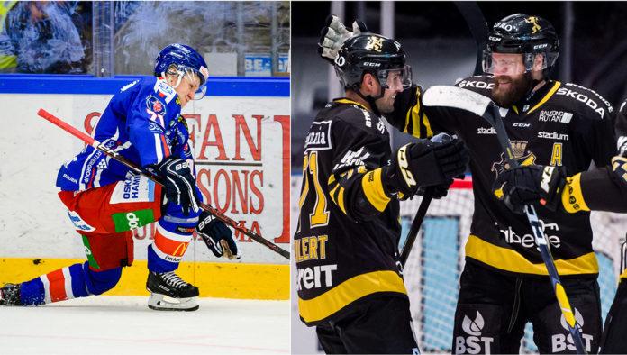 lagen i Hockeyallsvenskan
