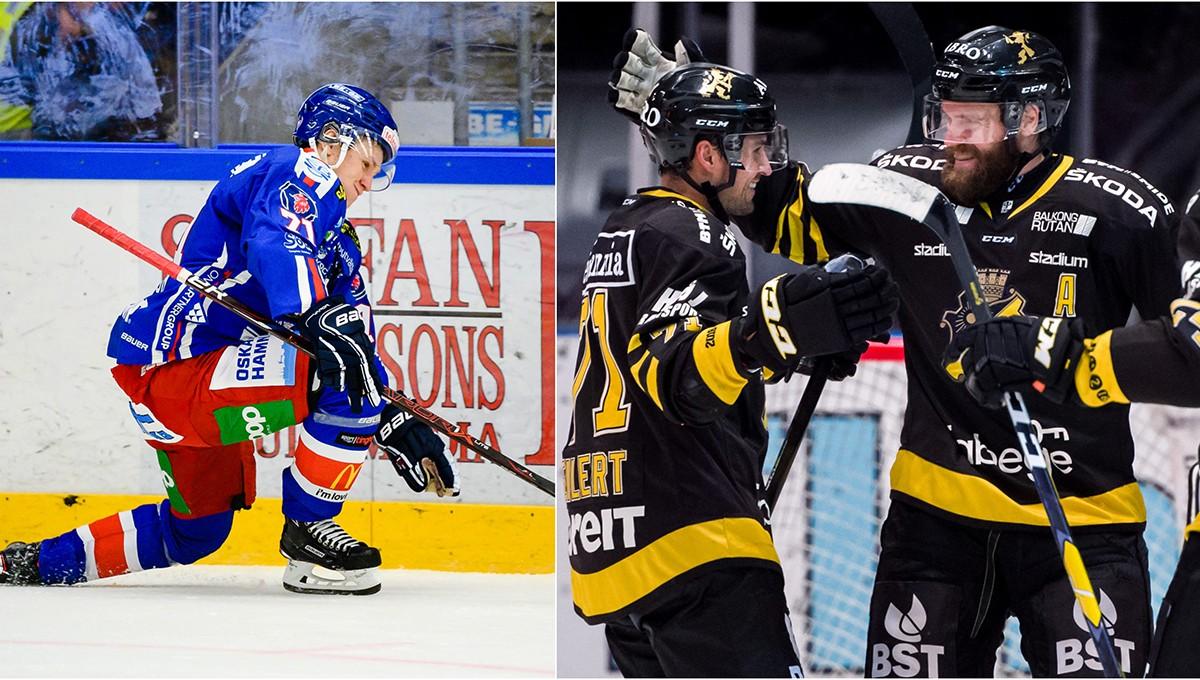 LISTA: Så många mål gjorde lagen i Hockeyallsvenskan