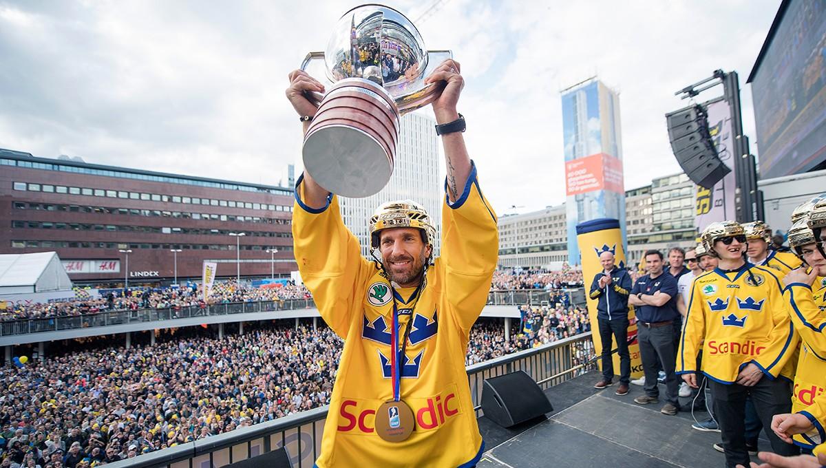 DRÖMBESKEDET: Lundqvist klar för VM