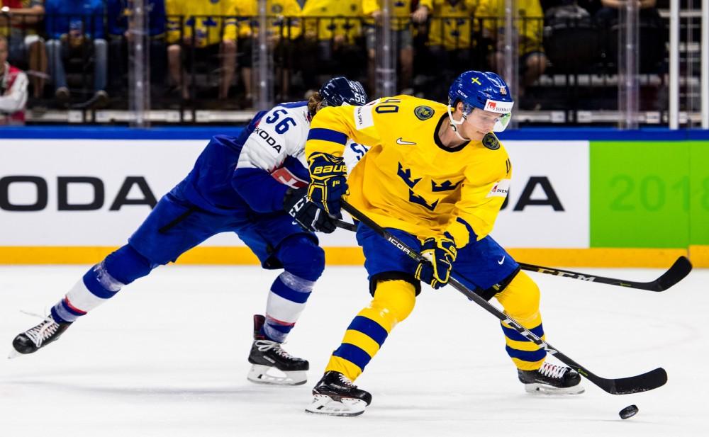 HOCKEY-VM: Vilka ansluter från NHL?