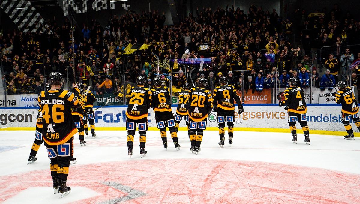 SILLY SEASON: Fem spelare lämnar Skellefteå