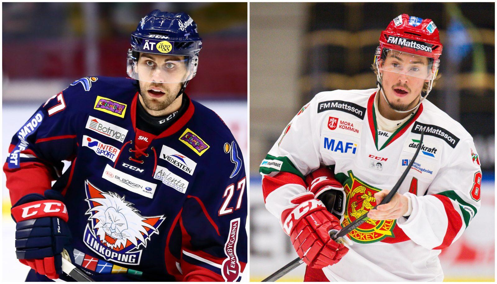 Dan Pettersson borta en längre tid – ersätts av forward från Mora