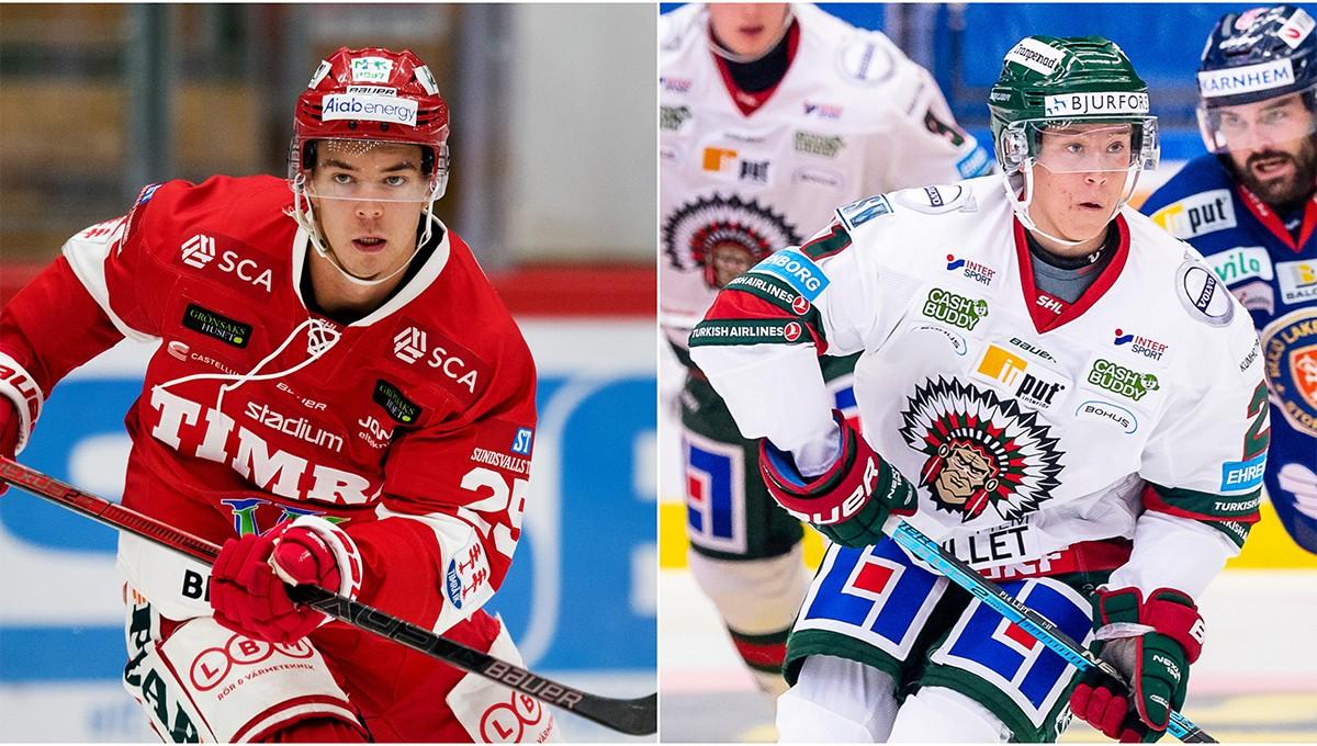 Hockeyallsvenska klubben förstärker truppen med två spelare