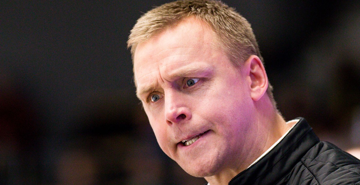 LHC-SILLY: Robertsson blir ny tränare