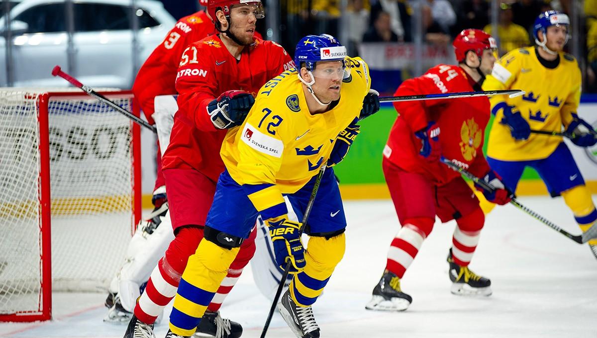 VM 2019: Guldhjälten klar för spel i Tre Kronor