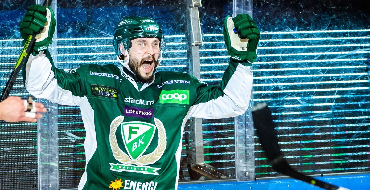 SLUTSPEL 2019: Kan Virtanen leda Färjestad till ny seger?