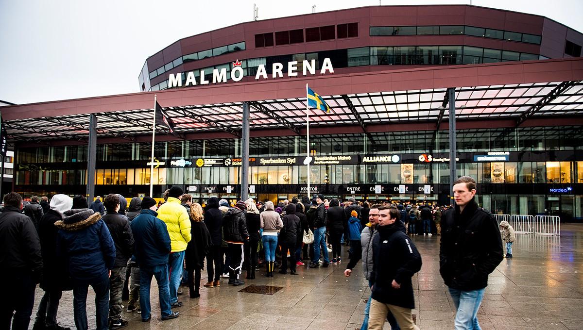 """Tecknar nytt arenaavtal: """"Sveriges finaste arena"""""""
