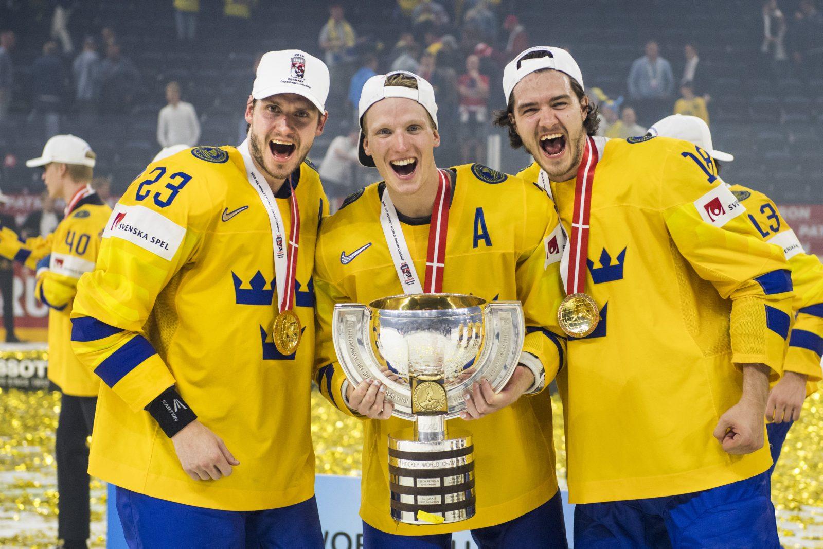 """Han blir kapten för Tre Kronor under VM: """"Jättestor ära"""""""