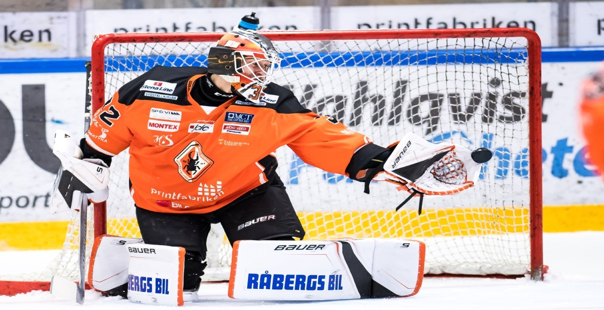 FBK-SILLY: Värvar målvakt från Hockeyallsvenskan