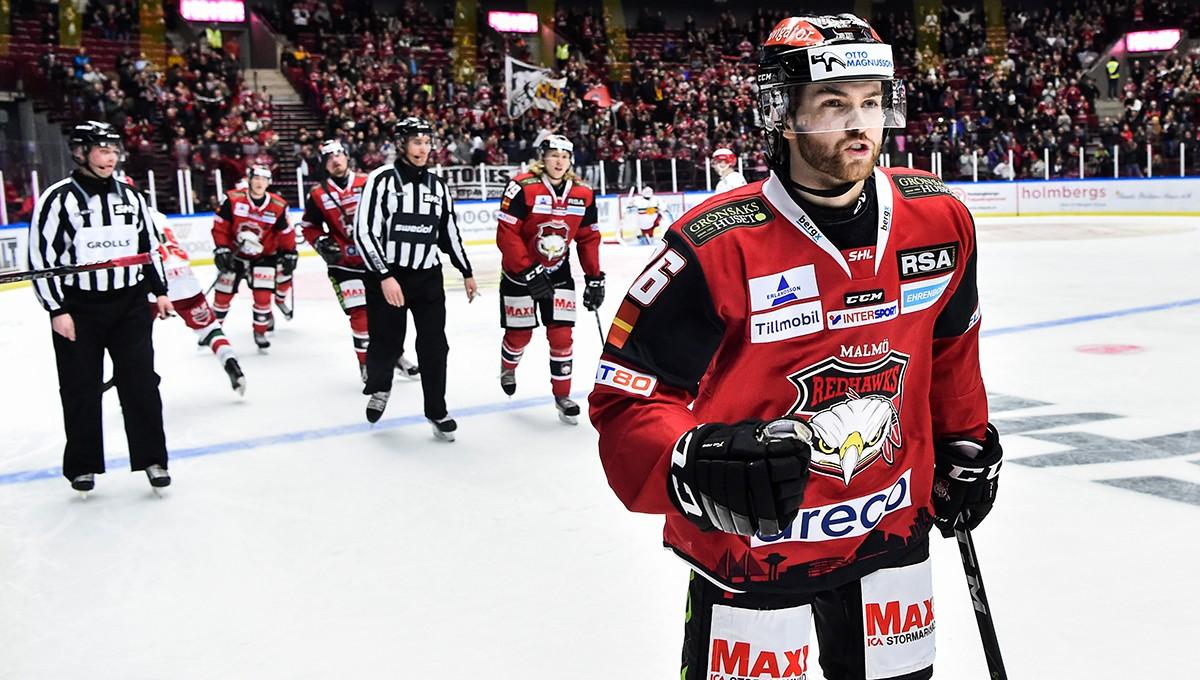 Lämnar Malmö för spel i HockeyAllsvenskan
