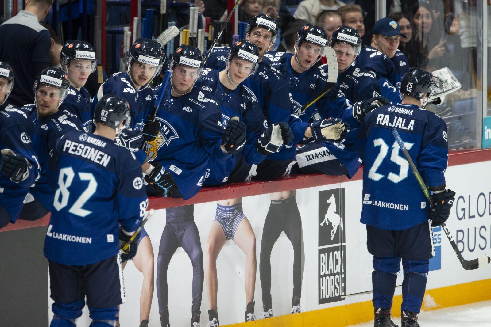 Finlands massiva NEJ till VM från NHL-spelarna