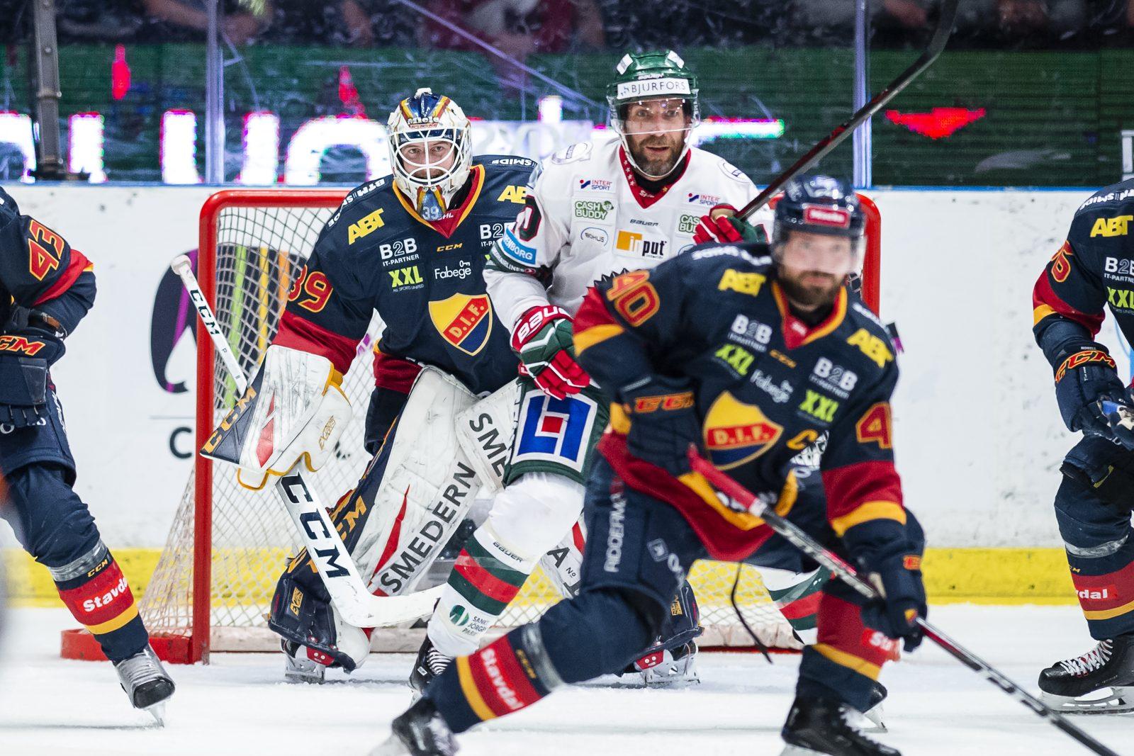 KLART: Målvaktsstjärnan lämnar för KHL