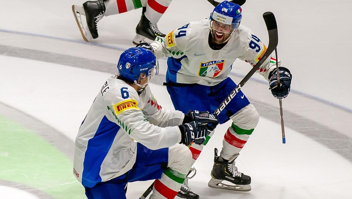 DRAMATIKEN: Italien slog ut Österrike ur A-VM