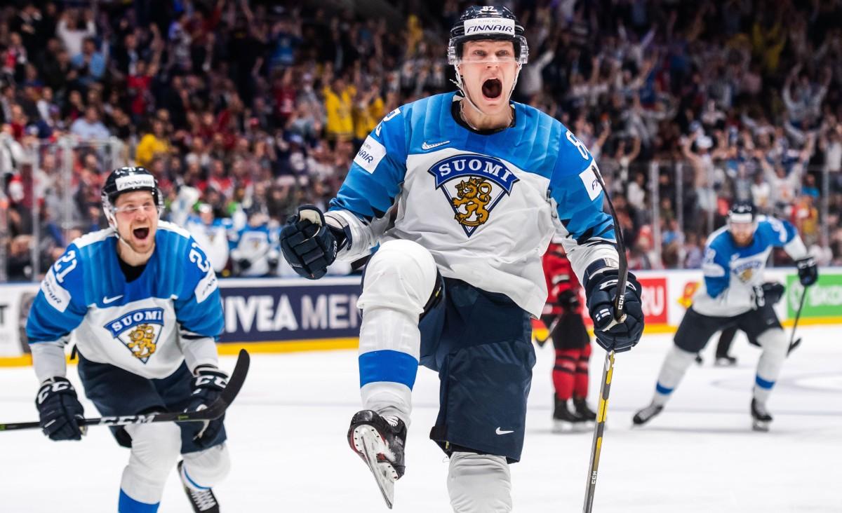 HOCKEY-VM: Finland världsmästare efter stark finalseger