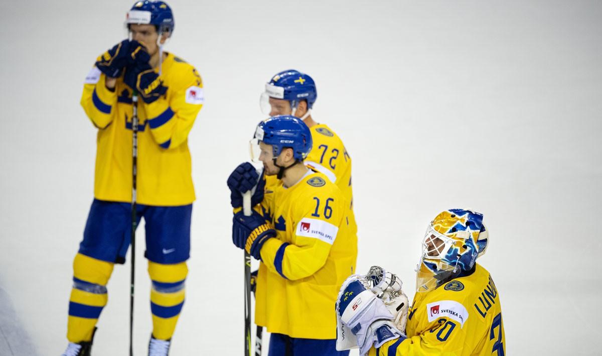 Landeskog och Lundqvist om den tunga förlusten