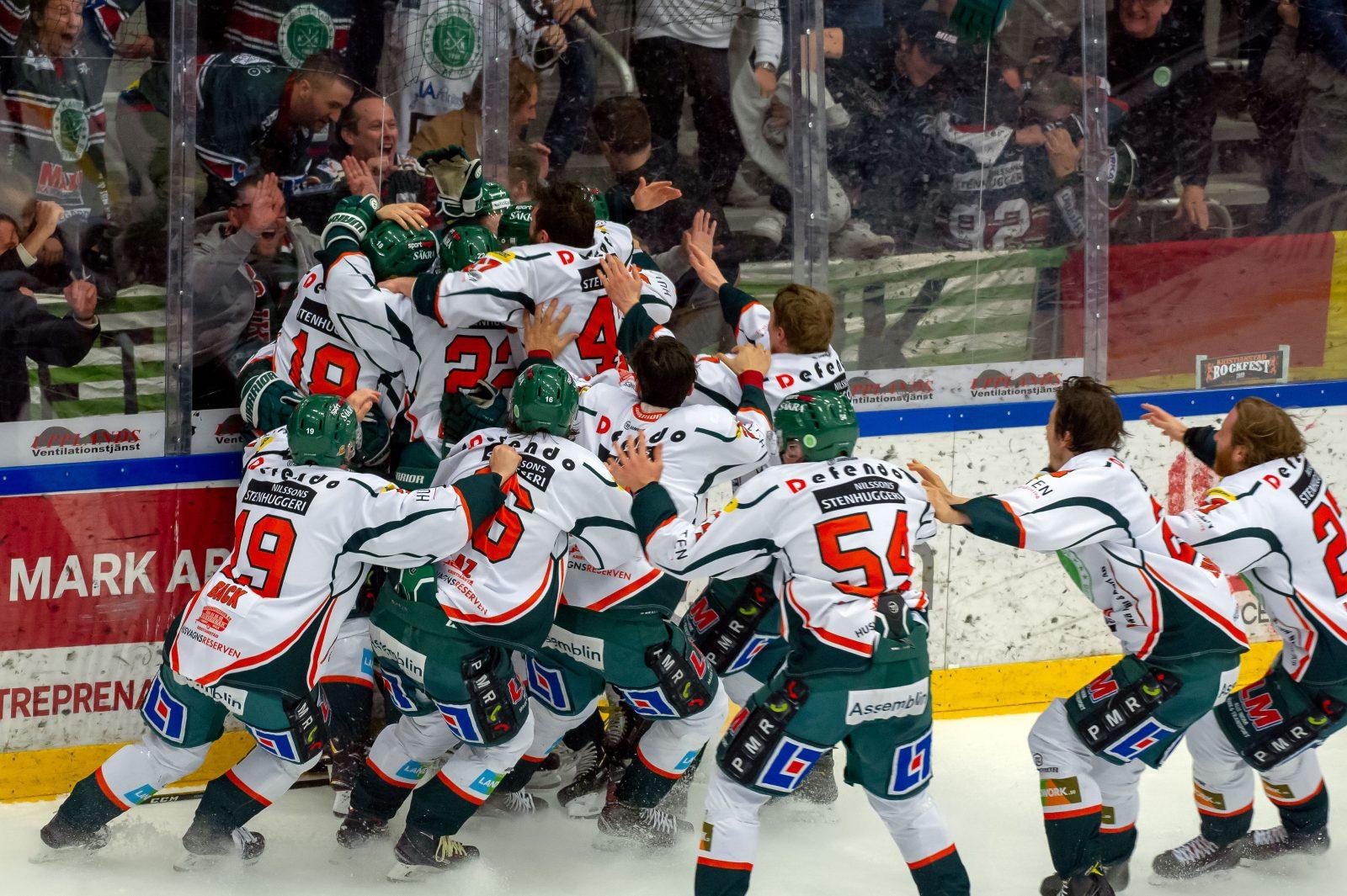 SILLY SEASON: Flera ändringar i Hockeyallsvenska trupperna